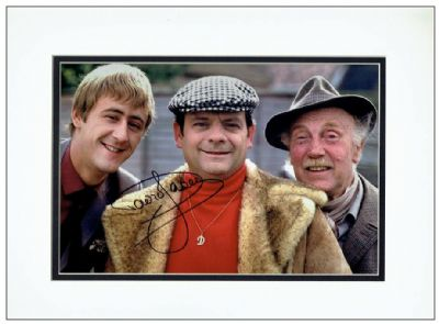 David Jason Authentic Autograph | Only Fools and Horses Signed Photo